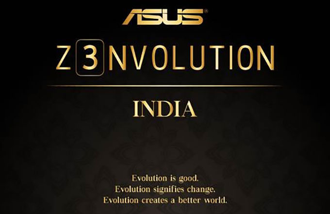 Asus to launch Zenfone 3 series smartphones in India on 17th August