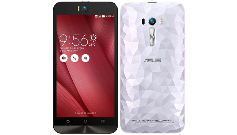 Asus Zenfone Selfie with diamond cut back variant launched at Rs. 12,999