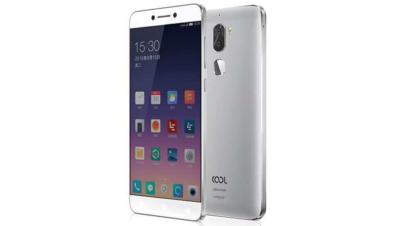 LeEco and Coolpad launch the Cool 1 smartphone with 13MP dual camera and Android 6.0 OS