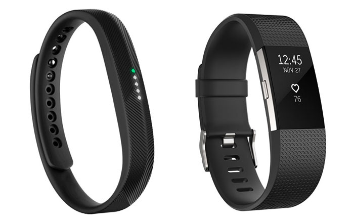 Fitbit Charge 2 and Flex 2 fitness trackers launched at Rs. 14,999 and Rs. 9,499