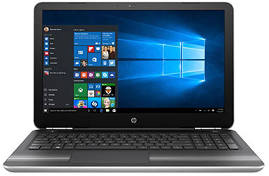 HP Pavilion 15-AU009TX - best laptops under 70000 - Best Tech Guru