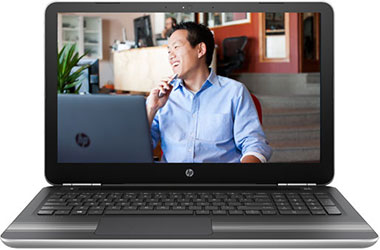 HP Pavilion 15-au006TX - best laptops under 60000