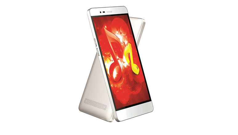 Intex Aqua Music with dual speakers, 2GB RAM and Android 6.0 launched at Rs. 9,317