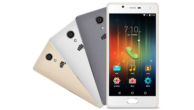 Micromax Canvas Unite 4 Plus with 2GB RAM, Android 6.0 and fingerprint sensor launched at Rs. 7,999