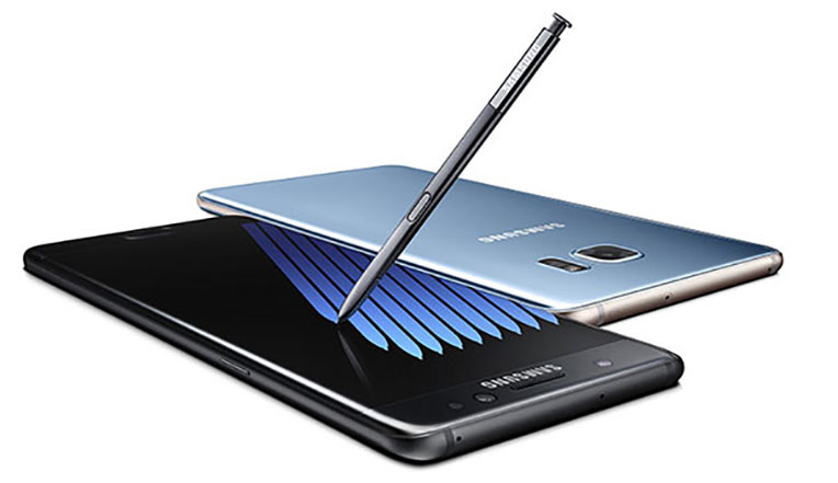 Samsung launches Galaxy Note 7 in India at Rs. 59,990, goes on sale from September 2nd