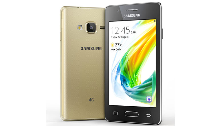 4 samsung z2 tizen black samsung z2 with tizen os and 4 inch screen launched at rs 4 590 best tech guru