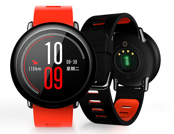 Xiaomi launches Huami AmazeFit smartwatch with heart rate sensor and GPS