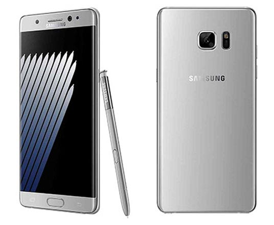 Samsung Galaxy Note 7 with 6GB RAM and 128GB storage spotted