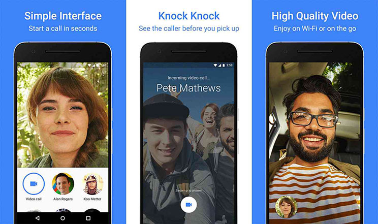 Google Duo one-to-one video calling app launched for Android and iOS