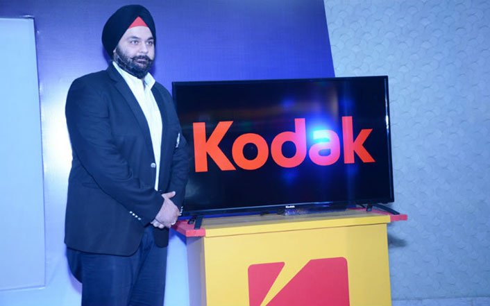 Kodak launches range of LED TVs in India, prices start at Rs. 13,500