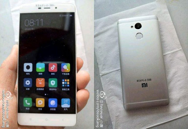 Xiaomi Redmi 4 with 2GB RAM and 16GB storage leaked in live images