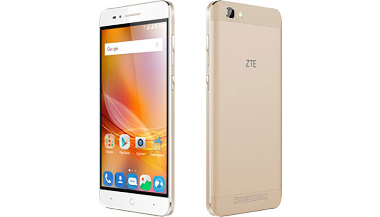 ZTE Blade A610 with 5-inch HD display, 4000mAh battery and Android 6.0 launched