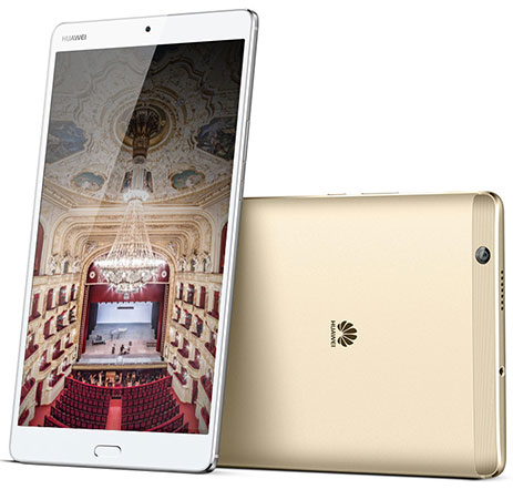 Huawei MediaPad M3 with 4GB RAM, 64GB storage and LTE launched at IFA 2016