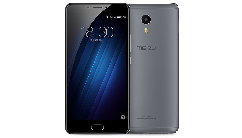 Meizu M3 Max with 6-inch FHD display, 3GB RAM and 4100mAh battery launched