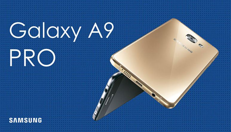 Samsung Galaxy A9 Pro with 6-inch screen and 5000 mAh battery launched in India at Rs. 32,490