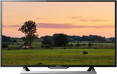Sony-Bravia-KLV-40W562D-(40)-Full-HD-Smart-LED-TV - best LED TV under 50000 - Best Tech Guru