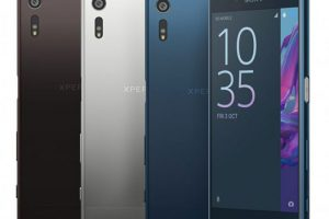 Sony Xperia X Compact and Xperia XZ