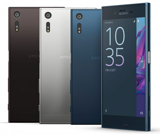 Sony Xperia X Compact and Xperia XZ with 3GB RAM and 23MP rear camera launched at IFA 2016