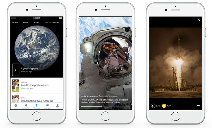 Twitter's 'Moments' feature now available for everyone