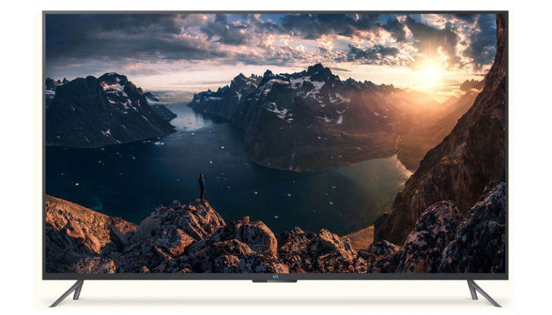 Xiaomi Mi TV 3s in 55-inch and 65-inch 4K display variants launched in China