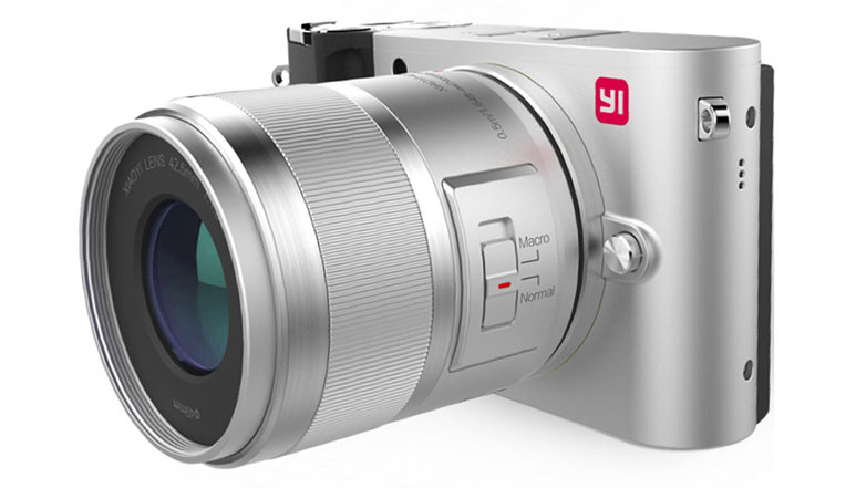 Xiaomi Yi M1 Mirrorless Camera with 20MP Sony IMX269 Sensor launched at $ 330