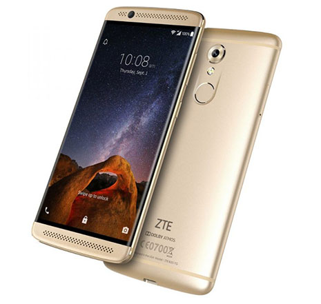 ZTE Axon 7 Mini with Snapdragon 617 SoC, 3GB RAM and 16MP rear camera launched at IFA 2016