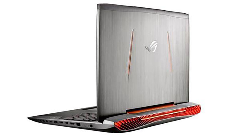 Asus ROG VR ready gaming laptops with GeForce GTX 10 launched in India starting at Rs. 1,81,990