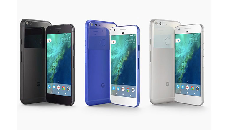 Google launches Pixel and Pixel XL smartphones; price starts at Rs. 57,000 in India