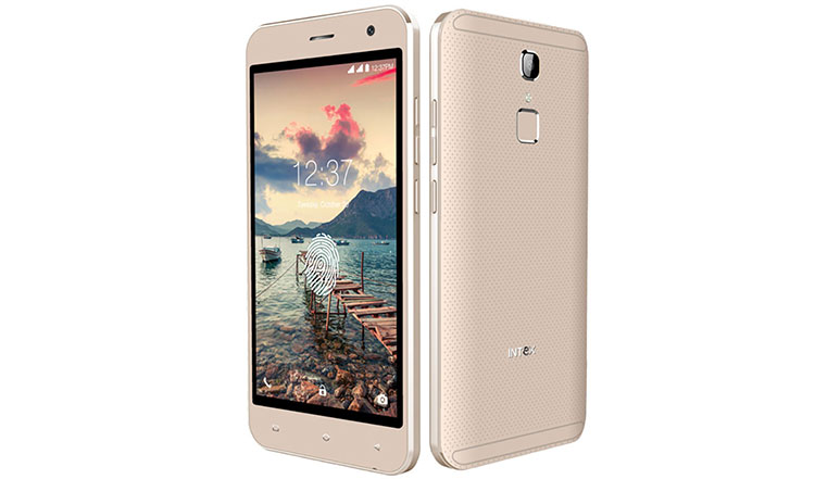Intex Cloud Scan FP; cheapest smartphone with a fingerprint sensor launched in India at Rs. 3,999