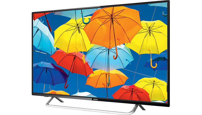 Intex launches a new range of Android Smart LED TVs starting at Rs. 27,999