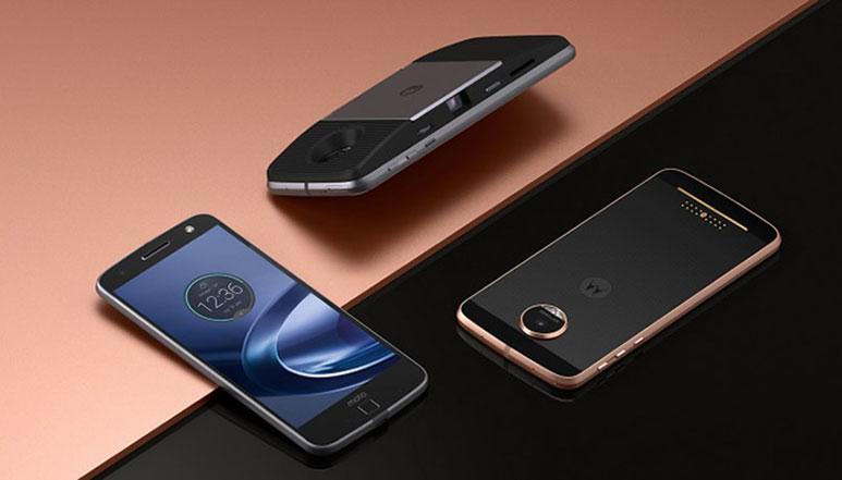 Motorola Moto Z and Moto Z Play with Moto Mods launched in India starting at Rs. 24,999