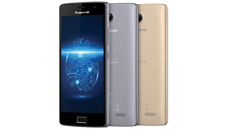 Panasonic Eluga Tapp with 2 GB RAM, Fingerprint Sensor and 4G VoLTE launched at Rs. 8,990