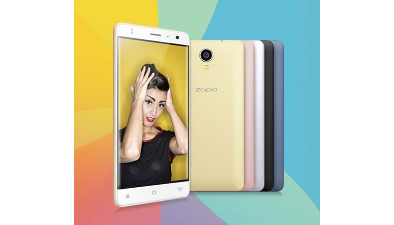 Zopo Color C3 with 5-inch screen and Multi-account app feature launched in India at Rs. 9,599
