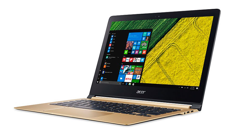 Acer Swift 7; World's thinnest laptop launched in India at Rs. 99,999