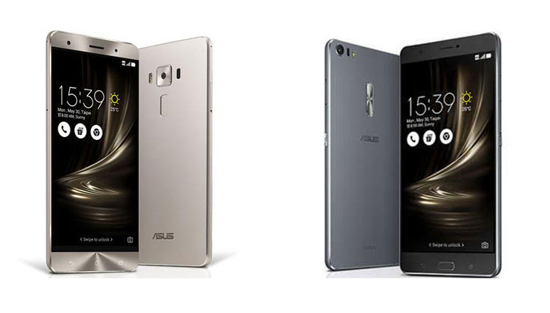 Asus Zenfone 3 Deluxe and Zenfone 3 Ultra now available in India starting at Rs. 49,999
