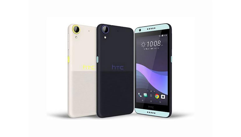 HTC Desire 650 with 5-inch HD display, 13MP rear camera, double back announced