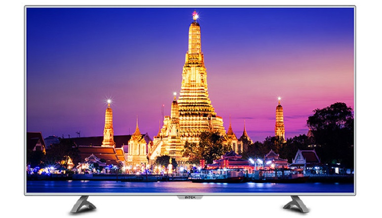 Intex launches 55-inch LED-5800 and 65-inch LED-6500 Full HD TVs starting at Rs. 74,999