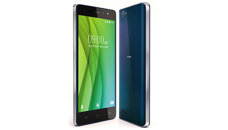 Lava X50+ with 5-inch display, 5MP front camera with LED flash, 4G VoLTE launched at Rs. 9,199