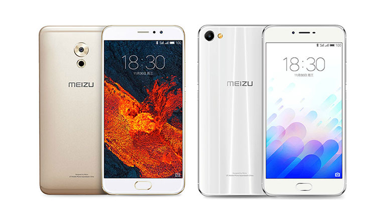 Meizu M3X and Pro 6 Plus with 12MP rear camera, fingerprint sensor launched in China