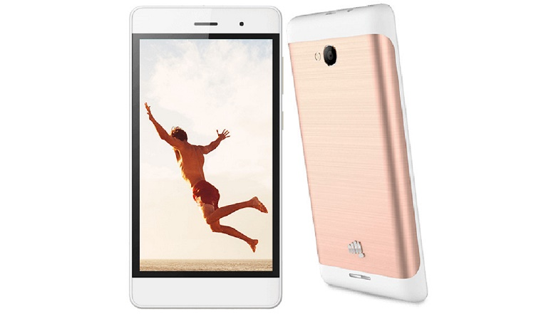 Micromax Canvas Spark 4G with 5-inch display, 4G VoLTE launched at Rs. 4,999