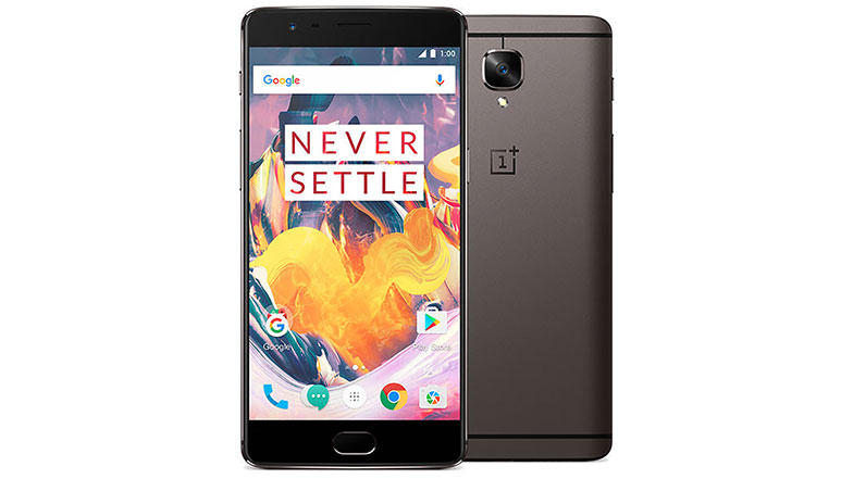 OnePlus 3T with Snapdragon 821 SoC, 6GB RAM, 16MP front and rear cameras announced