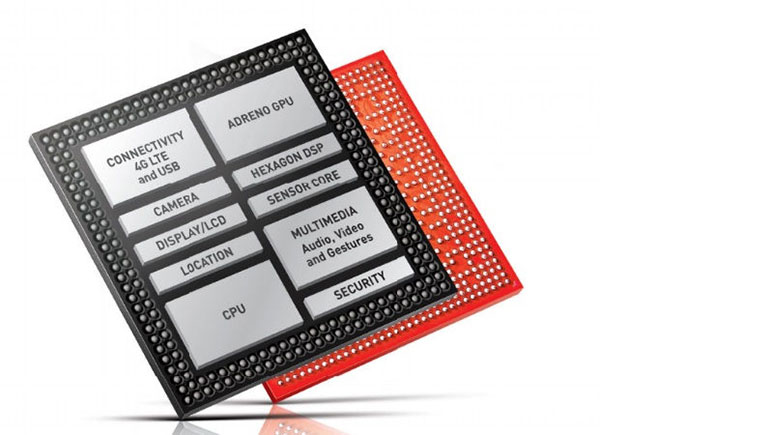 Qualcomm Snapdragon 835 SoC based on Samsung's 10nm process with Quick Charge 4.0 announced