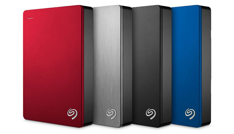 Seagate Backup Plus 5TB; World's largest capacity portable hard disk announced