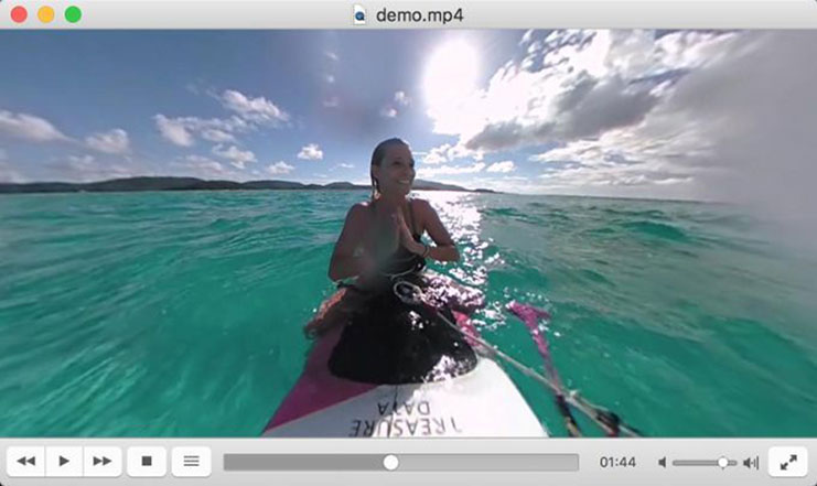 VLC media player now supports 360-degree videos and photos for Mac and Windows