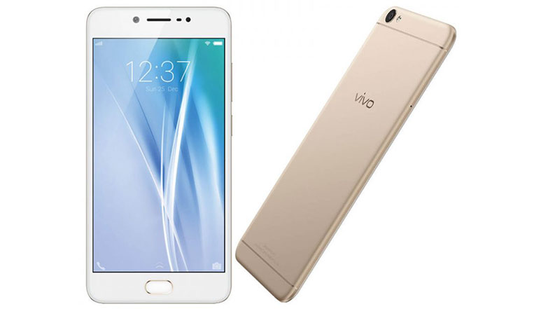 Vivo V5 with 20MP selfie camera, 4GB RAM, fingerprint sensor launched in India at Rs. 17,980