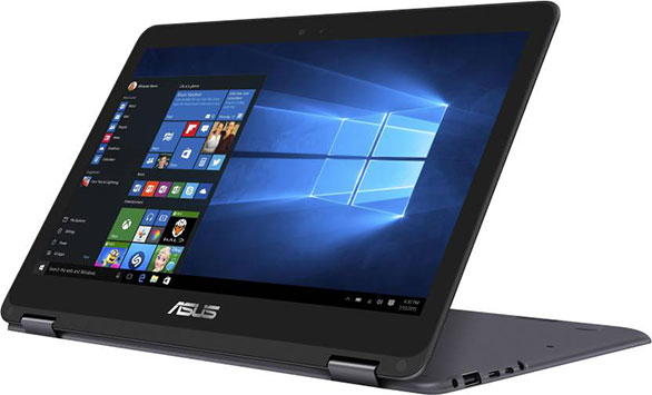 Asus ZenBook Flip UX360CA (TouchScreen) - best laptops under 60000 - Best Tech Guru