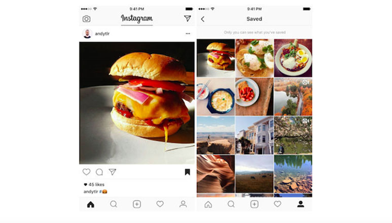 Instagram adds Bookmark feature, to save posts privately for later viewing