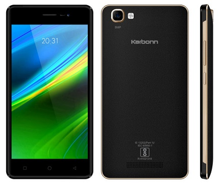 Karbonn launches four budget 4G smartphones starting at Rs. 5,090
