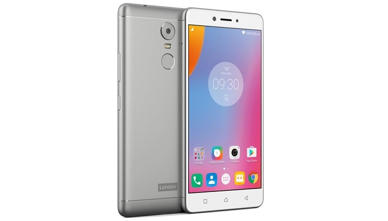 Lenovo K6 Note with 5.5-inch FHD display, 16MP rear camera, 4000mAh battery launching in India on 14th December