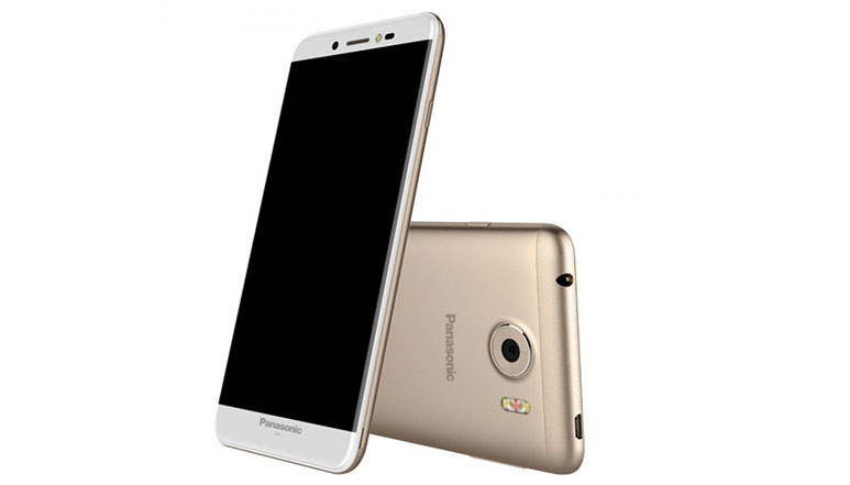 Panasonic P88 with 5.3-inch display, 4G VoLTE, 5MP front camera with LED flash launched in India at Rs. 9,290